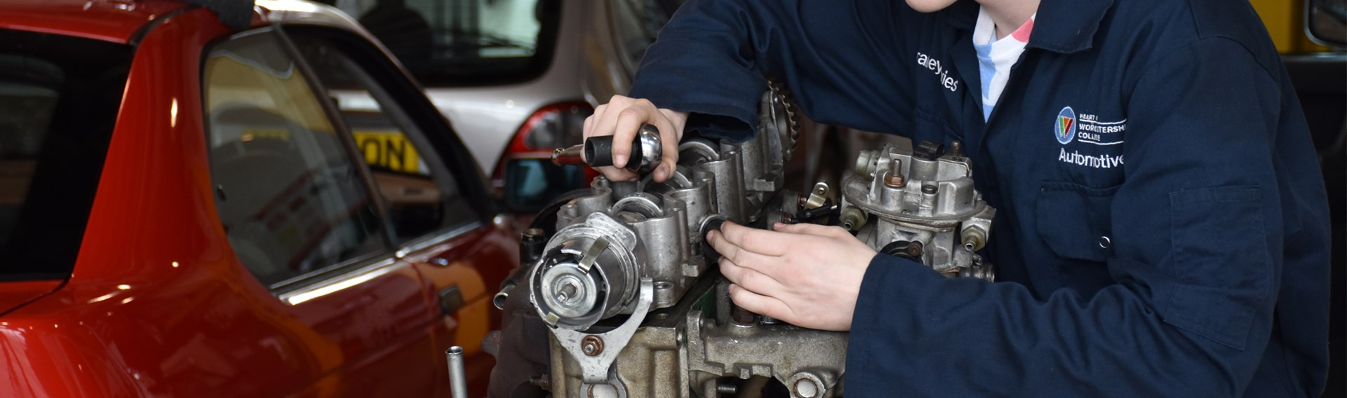 Automotive Technical Training
