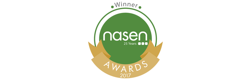 Nasen Awards 2017 logo