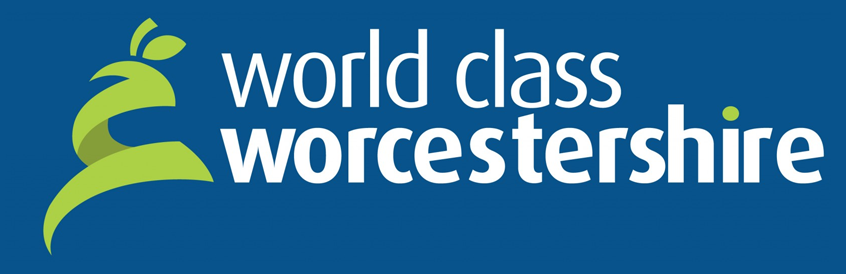 World Class Worcestershire logo