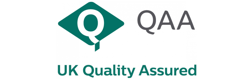 The Quality Assurance Agency for Higher Education logo